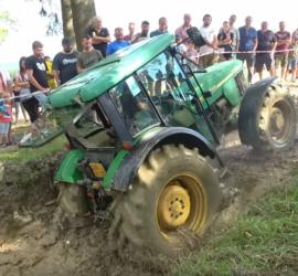 Traktoriáda Bujanov 2021